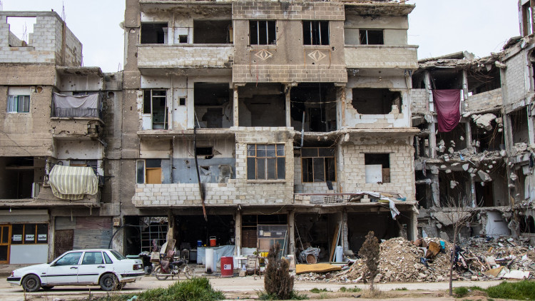 Operational update on Syria: Maintaining vital support to the most vulnerable in times of COVID-19