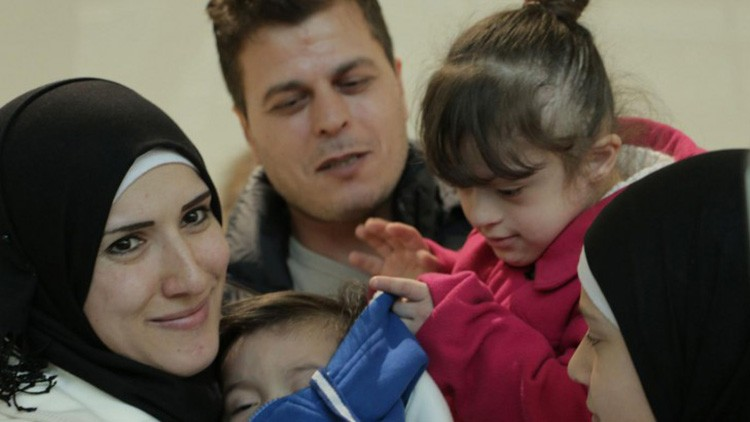 Reuniting refugee families separated by conflict and bureaucracy