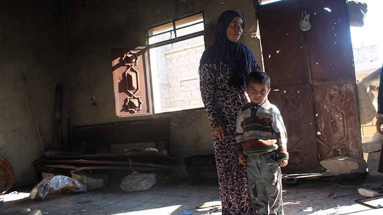 Syria: Suffering escalates as winter looms
