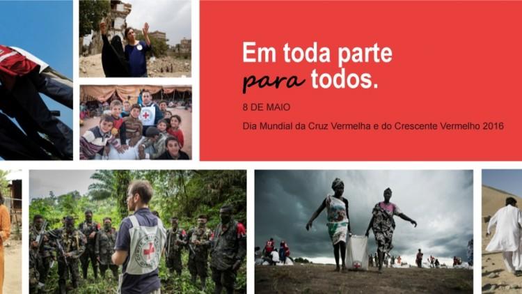 Dia Mundial da Cruz Vermelha e do Crescente Vermelho 2016