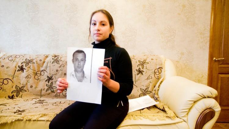 Ucrania: en busca de los desaparecidos
