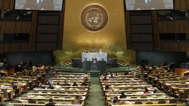 ICRC statements at the 69th UN General Assembly, 2014