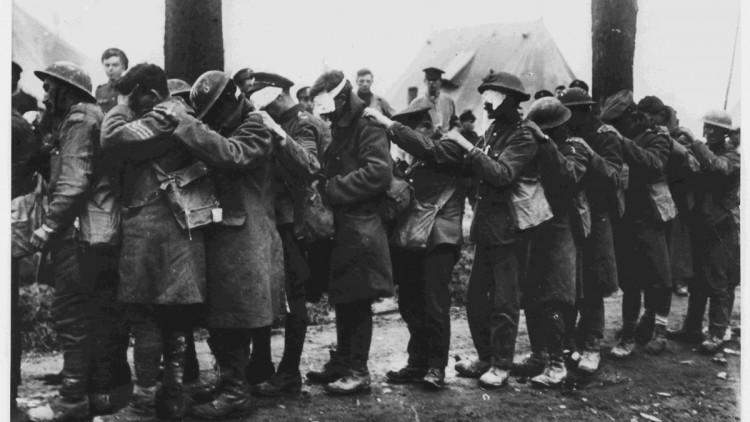 Primeira Guerra Mundial 1914-1918: Encontre um parente nos arquivos do CICV (em inglês)