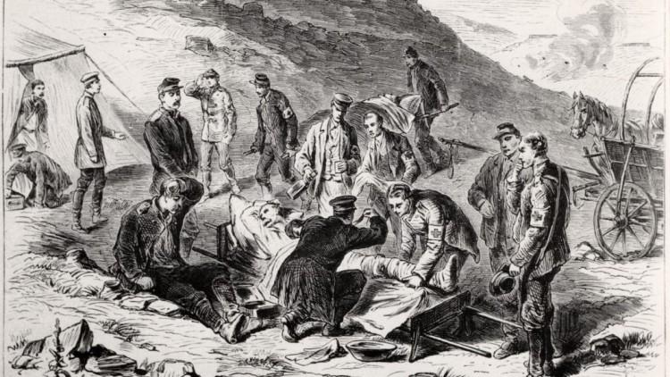 150-летие гуманитарной деятельности: правила, облегчающие страдания людей