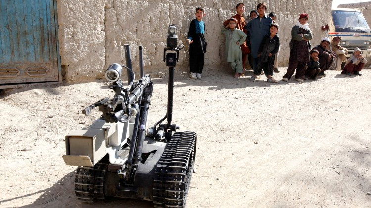 New technologies and the modern battlefield , e-briefing