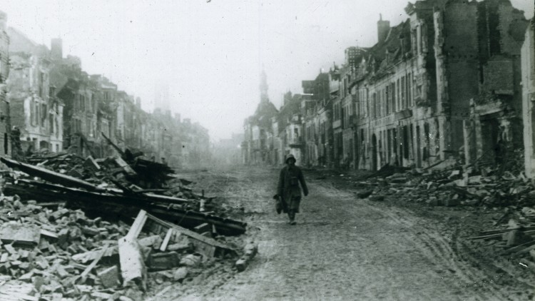 150年人道行动:第一次世界大战