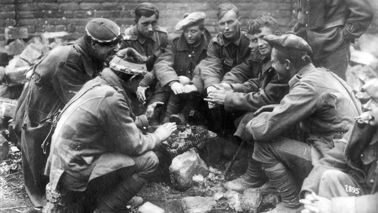 El CICR y la I Guerra Mundial