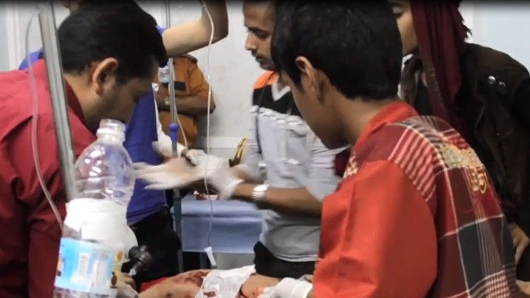 Yemen: Patients in dire need in ruined hospitals