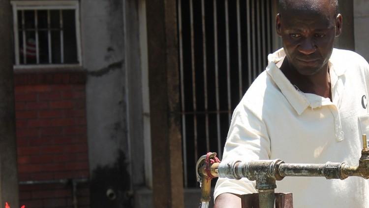 Zimbábue: melhoras no abastecimento de água para o Complexo Penitenciário de Chikurubi