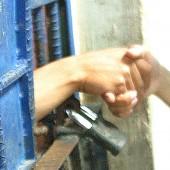 援助被拘留者