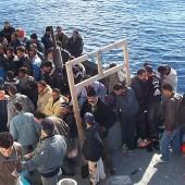 Migranten, Flüchtlinge und Asylbewerber