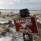 Aktionen gegen Minenverseuchung