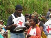 Province du Nord-Kivu, Rungoma. Préparation de la distribution.