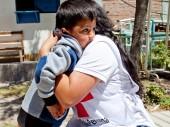 La filial de Ayacucho de la CRP tiene 34 años de funcionamiento. Los voluntarios son el motor de su acción.