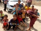 Lahj, dans le sud-ouest du Yemen. CC BY-NC-ND / ICRC / S. Ammane