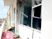 炮袭使病人和医务人员的生命受到威胁。医院的部分建筑严重受损。