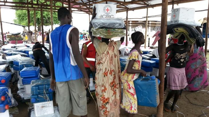 埃塞俄比亚:在甘贝拉州加强应急援助工作