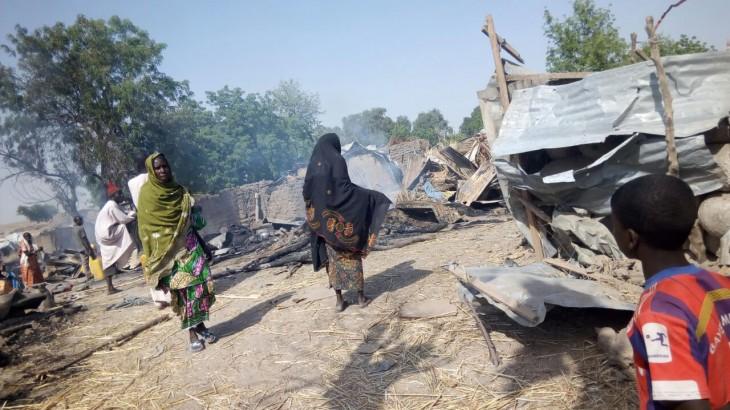 Nigéria : le CICR distribue des vivres à 25 000 personnes à Rann
