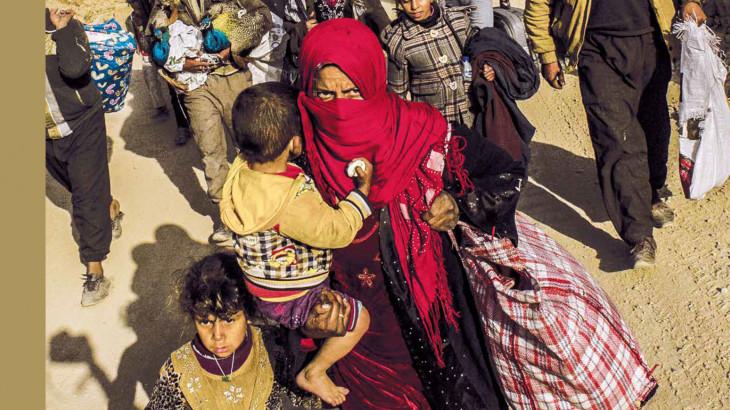 """""""Я видел, как умирает мой город"""" Голоса с линии фронта: конфликты в городских условиях в Ираке, Йемене и Сирии"""