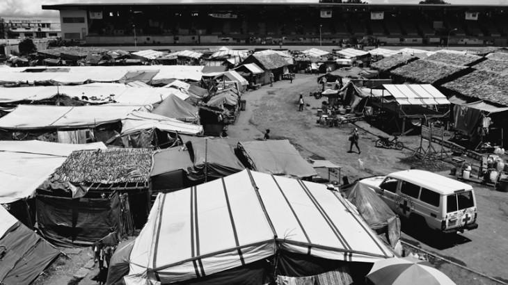 Filipinas: comunidades exaustas depois de meses de deslocamento em Zamboanga