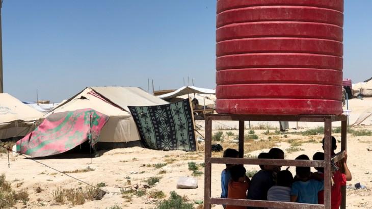 叙利亚最新动态:超过2000名患者在新建一线医院得到治疗