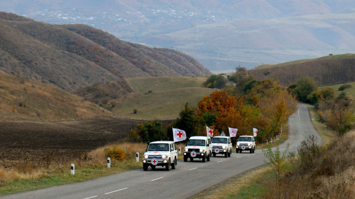 Армения: обзор деятельности в период с 1 октября до 30 ноября 2020 г.