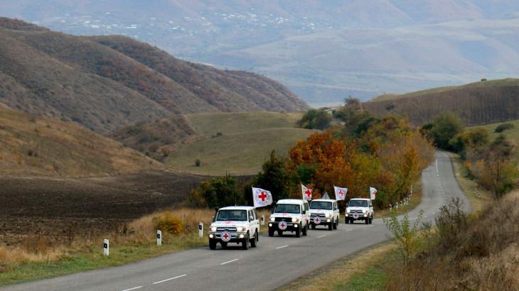 Нагорный Карабах: обзор деятельности в период с 1 октября до 30 ноября 2020 г.