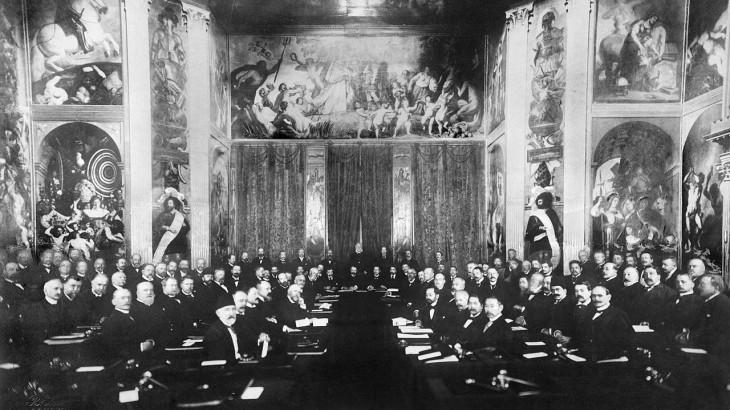 Гаагские мирные конференции 1899 и 1907 годов: российская инициатива и дальнейшее развитие МГП
