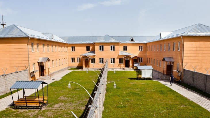 Кыргызстан: улучшенные условия содержания дают шанс на выздоровление