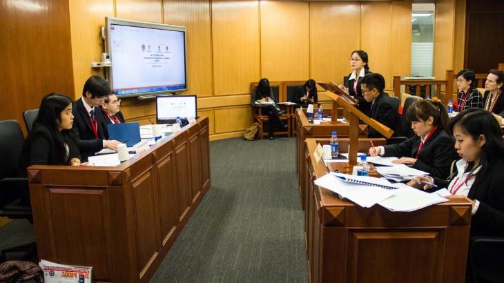 """""""帅和杯""""第十届红十字国际人道法模拟法庭竞赛公布案例"""