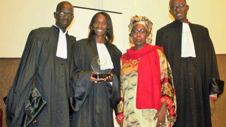 Sénégal : sept universités confrontent leurs connaissances en droit international humanitaire