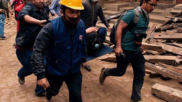 Terremoto en Nepal: la Cruz Roja refuerza su respuesta de emergencia