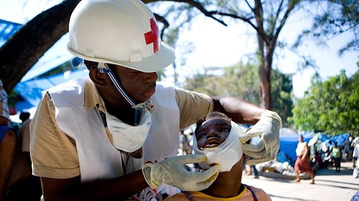 世界红十字与红新月日:践行基本原则