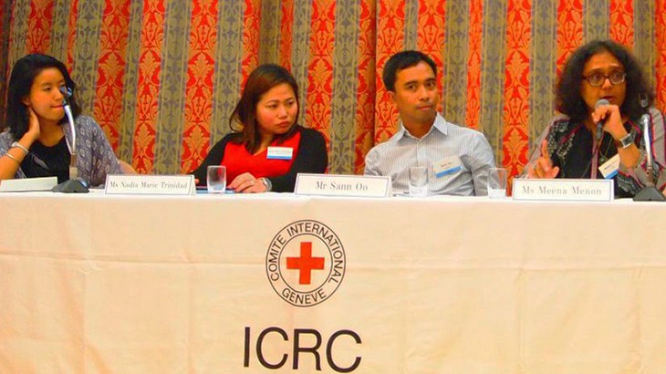 Media debates its role in reporting conflicts and disasters