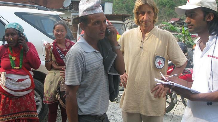Nepal earthquake: Operational update - June 2015