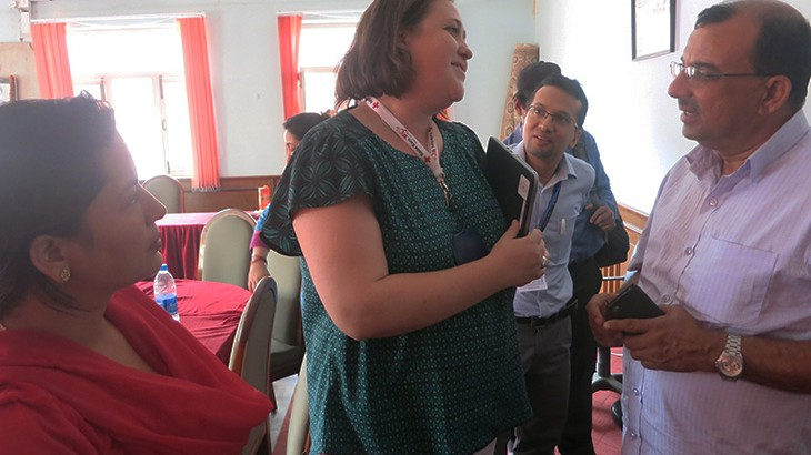 Nepal: New technology helps to reconnect families