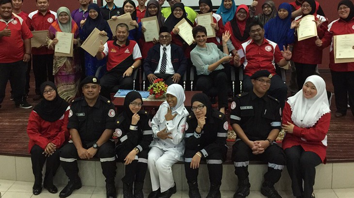 Brunei: Humanitarian law and principles workshop inspires attendees
