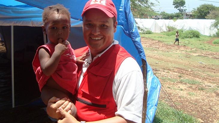 Colômbia: a paixão de um homem para servir aos demais