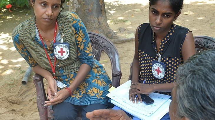 斯里兰卡:一个工作组的故事