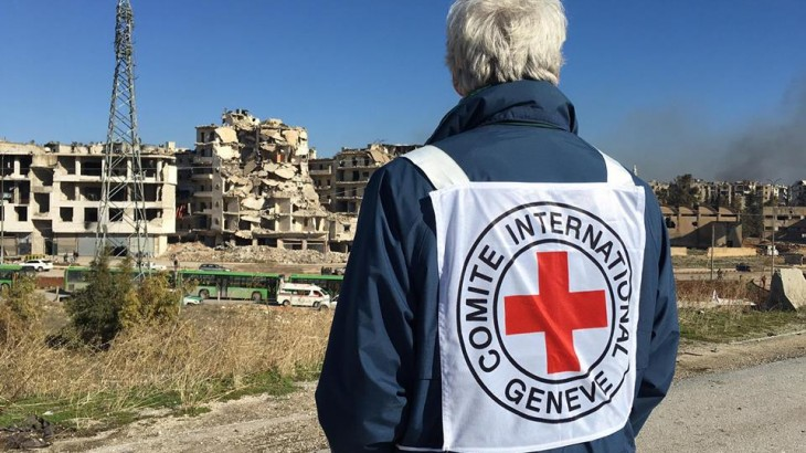 Syrie : notre action en 2016