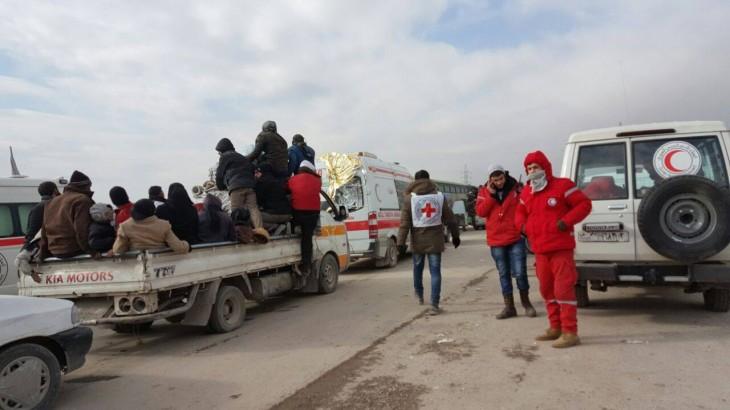 """阿勒颇:""""不要让平民生活在悬而未决之中"""""""