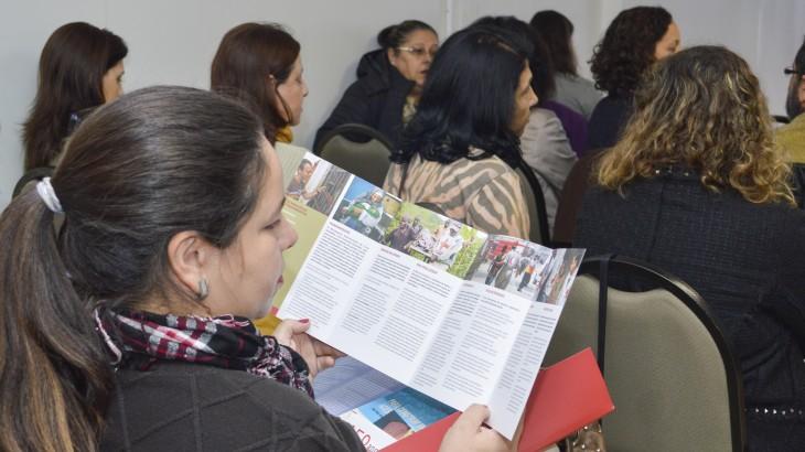 """Brasil: Gestores aprendem metodologia de """"Acesso Mais Seguro"""" em Porto Alegre"""