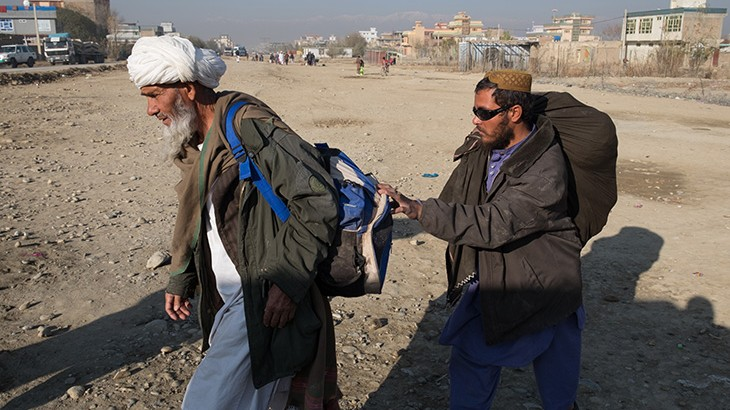 Afghanistan: Brothers reunited after six years of separation