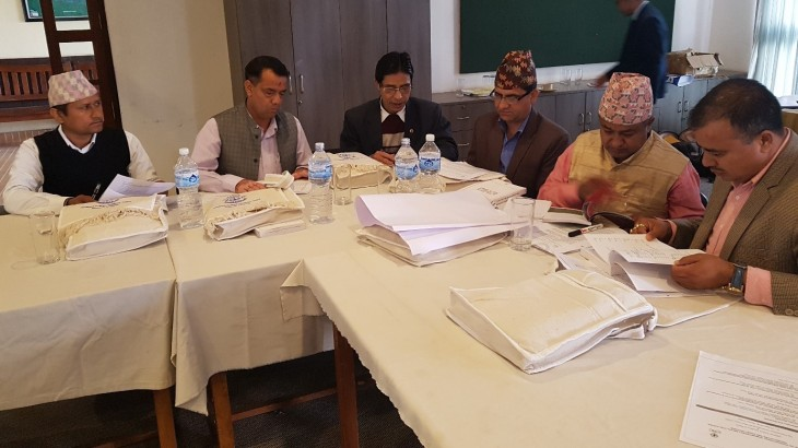 International humanitarian law workshop for judges in Nepal