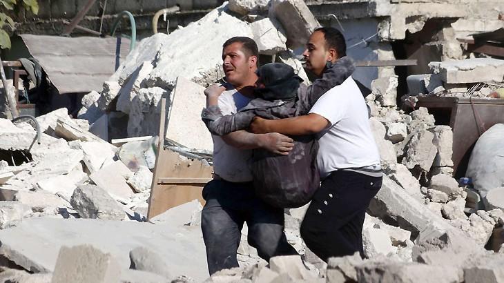 红十字国际委员会对城镇地区爆炸性武器的不当使用提出警告
