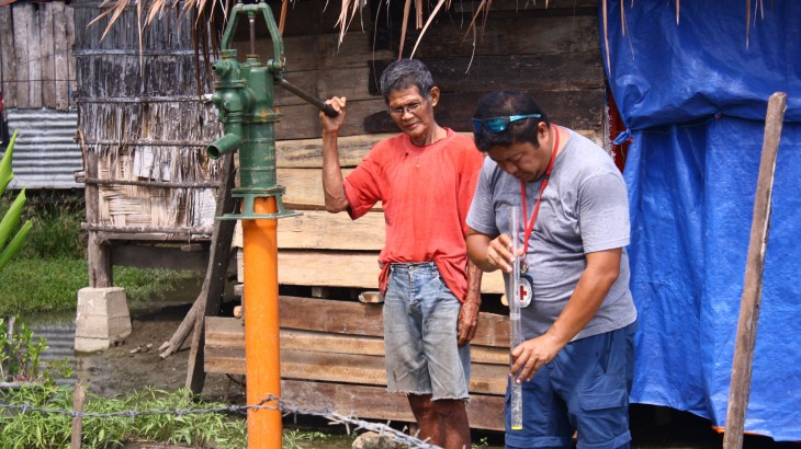 Philippines: Water and sanitation crucial for displaced communities