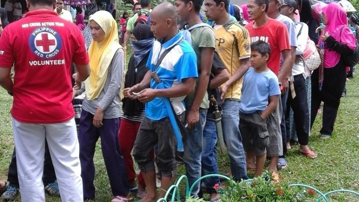 Philippines: Armed fighting in Basilan displaces 17,000 people