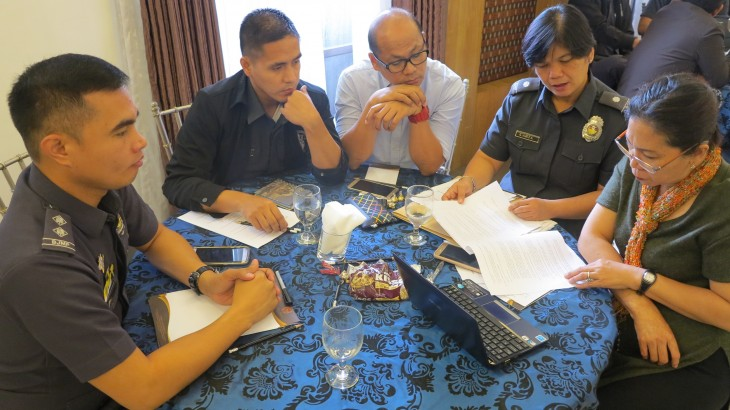 Philippines: Building the capacity of jail authorities to respond to overcrowding