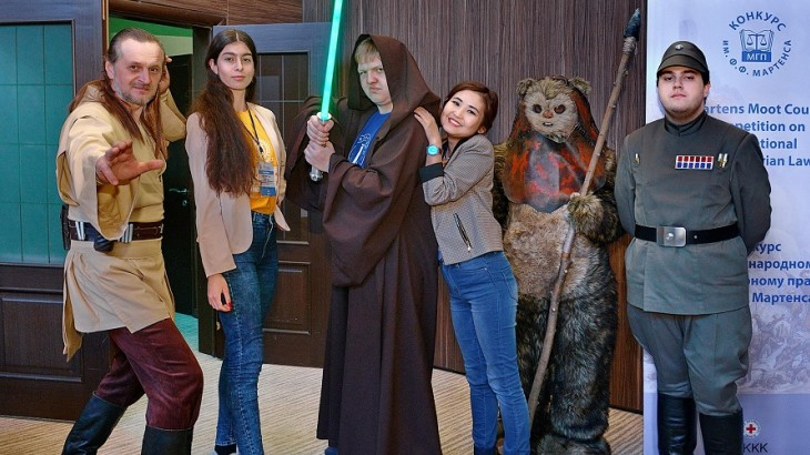 Russian Federation: Fighting Star Wars by the rules