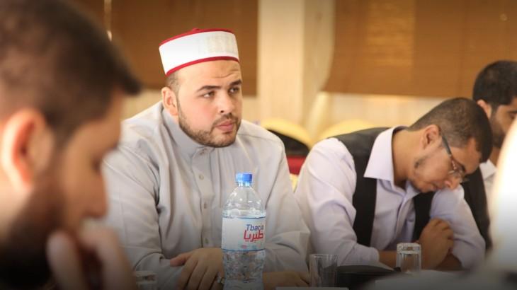 شراكات مع وجهاء المجتمع وعلماء الدين لصالح المتضررين من النزاع